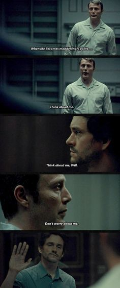 Think about me, Will. Hannibal 3x13 The Wrath of the Lamb. Source: sherlock-hannibal.tumblr