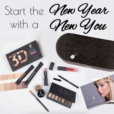 Hmmmmm .... what will YOU do to change YOUR life in 2016???? Last year I chose Younique  Go to  www.chessieloveslashes.com click JOIN!