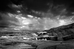 Stormy waters  http://www.redbubble.com/people/ulfbjolin/works/8616775-stormy-waters