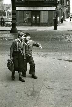 helen levitt . Black and white photography . Street Photography