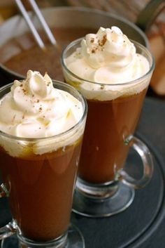 Crave adult mint hot chocolate