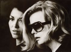 """Gena Rowlands in """"Opening Night"""" by John Cassavetes"""