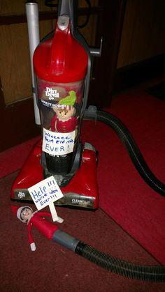 Elf in vacuum