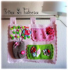 Hand made by Irina Fateeva Baby Accessories, Crochet Baby, Elsa, Baby Shoes, Reusable Tote Bags, Christmas Ornaments, Holiday Decor, Handmade, Inspiration