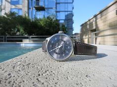 MeisterSinger Perigraph Date Watch Review