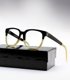 Super - People Black & Horn. #glasses