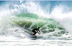 Local surf from Hurricane Sandy