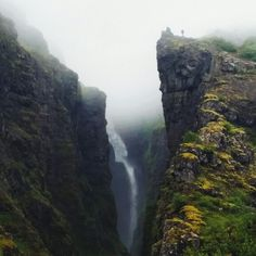 Glymur - Iceland