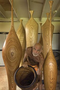 Ron Kent, Master Wood Artist www. Wood Projects, Woodworking Projects, Got Wood, Art Carved, Wood Creations, Wooden Art, Wood Sculpture, Wood Design, Wood Turning