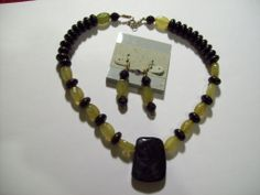 marble and jade set