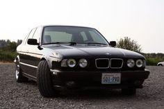 BMW E34 Upgrades – BMW Upgrade Options For E34 540i