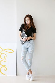 korean fashion - ulzzang fashion