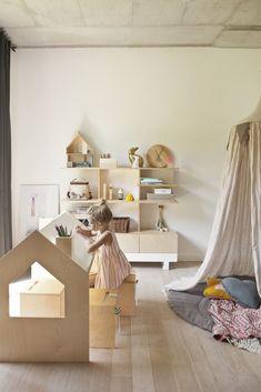 Viele schöne Gestaltungsideen sowie individuelle Kinderzimmerkonzepte findest du…
