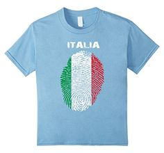 Kids  Italian Flag Italiano Italy NationalShirt. Fingerpr... https://www.amazon.com/dp/B01H2GIUYC/ref=cm_sw_r_pi_dp_6W2yxbP2J87B0 #ITALIA #ITALY
