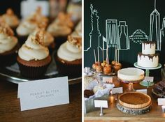 new york themed engagement party