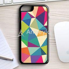 Colorful Squiggles iPhone 7 Case | armeyla.com