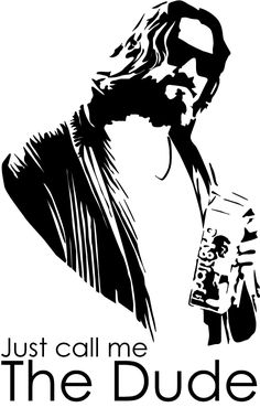 Bildergebnis für big lebowski black and white poster Big Lebowski Quotes, The Big Lebowski, Big Lebowski Poster, Great Films, Good Movies, Geek Culture, Pop Culture, Dudeism, Badass Movie