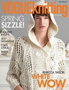 Ravelry: Vogue Knitting, Spring/Summer 2011 - patterns