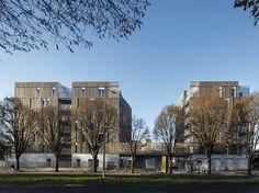 Philippon - Kalt Architectes » Zac Briand Pelloutier à Choisy-le-Roi / Accession sociale
