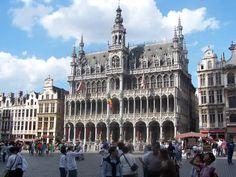 Altstadt Bruessel, Belgium