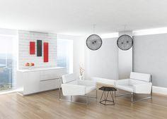 White minimalist bar home Home Bar Counter, Bar Counter Design, Parquet Flooring, Wooden Flooring, Types Of Flooring, Bars For Home, Living Room, Engineered Floors, Home Decor