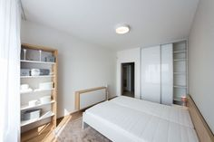 Демонстрационная квартира. Спальня. Divider, Room, Furniture, Home Decor, Prague, Bedroom, Decoration Home, Room Decor, Rooms