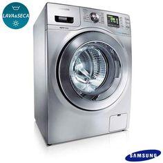 Imagem para Lava & Seca 8,5 Kg Seine Samsung Prata - WD856UHSASD a partir de Fast Shop
