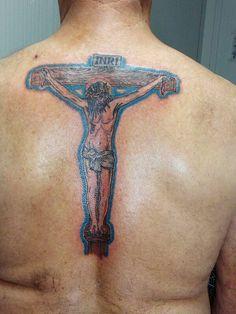 Tattoo cristo