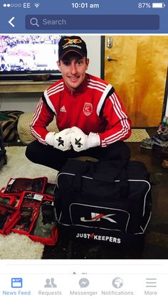 Happy to be sponsoring Ryan Taylor this year for Richmond Kickers USA. Here is what Ryan Had to say : All set with the latest J4K gear for preseason! Super excited to be with this great group of guys for the upcoming USL season! #j4kpride