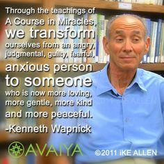 Kenneth Wapnick Wisdom #5  www.ufacim.com  #acim #acourseinmiracles #Kenwapnick #kennethwapnick #spiritjunkie #Jesus