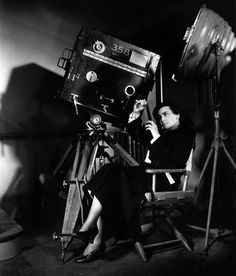 Dorothy Arzner, possibly the most influential woman (or person, period) to the early film industry.