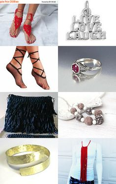 Trendy Accessories  by matina nychas on Etsy--Pinned with TreasuryPin.com