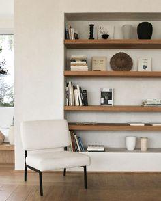 Living Room Interior, Home Living Room, Living Room Designs, Living Room Decor, Apartment Living, Modern Interior, Home Interior Design, Interior Decorating, Home Office Design