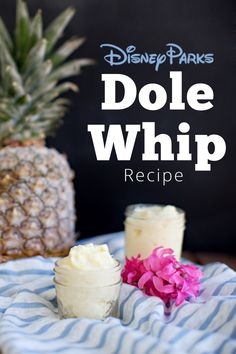 The Dole Whip is one of the most popular sweet treats since Dole partnered with Disney in Here's the recipe. Disney Drinks, Disney Food, Disney Parks, Disney Recipes, Walt Disney, Dole Whip Recipe, Cheese Twists, Pumpkin Muffin Recipes, Soft Serve