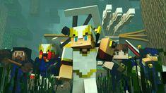 """Minecraft Song ♪ """"I Am Believing"""" a Minecraft CrazyCraft Parody (Minecra..."""
