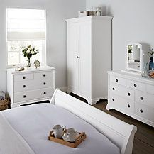 John Lewis Aurelia Bedroom Furniture
