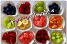 Discover why it is important to eat all colors of food.