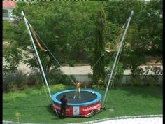 India Bungy provides all types of #bungee #trampoline model exporters in #India. We are the first in our country #manufacturer of bungee trampolines, with over many years of experience. We offer various high quality bungee trampoline products like bungee #jumping, bungee trampoline and many more at affordable prices.