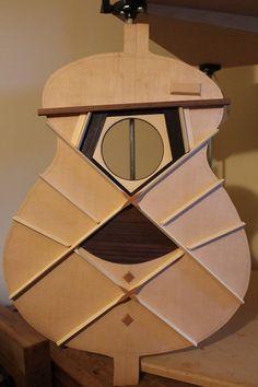 Benjamin Paldacci Guitars - OM model