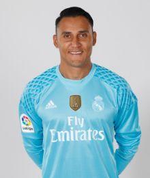 KEYLOR NAVAS Goalkeeper