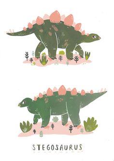 My favourite dinosaurs!