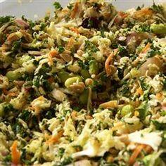 Super Summer Kale Salad Allrecipes.com