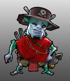 Plundernauts Boss Art, Chris Ortega on ArtStation at http://www.artstation.com/artwork/plundernauts-boss-art