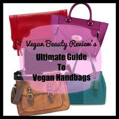 Calling all compassionate fashionistas! If you're in the market for animal-friendly, vegan (a.k.a. faux leather/wool/fur/silk) purses & handbags, you've come to the right place! Here you'll find a comprehensive list of cruelty-free brands that offer eco-friendly, chic, classic, and hella bombishnator styles. Amy Kathryn Big Buddha Canopy Verde Claret Handbags Cornelia Guest CrystalynKae* Cykochik Deux... Read More >>