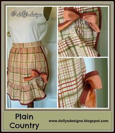 dolly's designs: Plain Country
