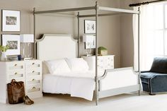 New Classic Four Poster Bed