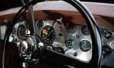1937 Bentley Embiricos dashboard