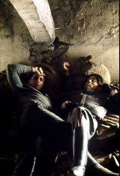 Novecento. Italia, 1976. Dir. Bernardo Bertolucci. Música de Ennio Morricone. Int.: Gérard Depardieu, Robert De Niro, Dominique Sanda, Stefania Sandrelli, Donald Sutherland, Burt Lancaster.