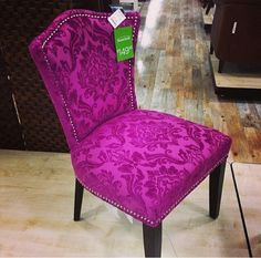 Gentil Pink Cynthia Rowley Accent Chair   Google Search