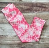 Watercolor Leggings Evelyn S Bowtique Co In 2020 Watercolor Leggings Evelyn Bowtique